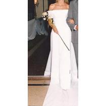 Vestido De Novia Alta Costura Marcela Pandol. Soñado!
