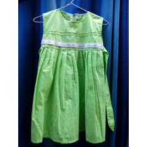Vestido Para Nena 4 Años