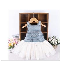 Vestido Nena Princesa Casual.