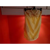 Vestido Talle S 38/40 Colección Ayres Con Bolsillos.