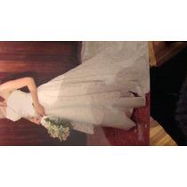Vestido De Novia Soñado- Impecable