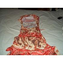 Hermoso Vestido Nuevo Largo Para Fiesta!!