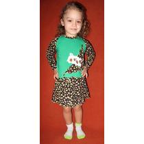 Vestidos Artesanales Pintados A Mano Para Nenas