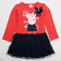 Vestido Peppa Pig- Varios Talles -preguntar