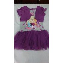 Vestidos Disney Frozen, Cenicienta Y Minnie