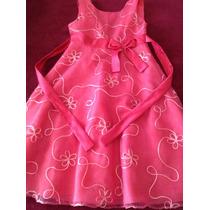 Vestido Niña Importado Rare Editions De Estados Unidos