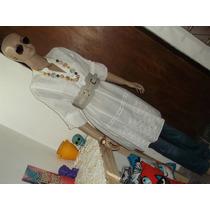 Tunica Vestido Mujer Importado