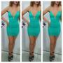 Vestidos Importados Color Verde