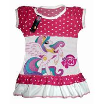 Vestidos De My Little Pony Únicos T1 A 7 Años Envios