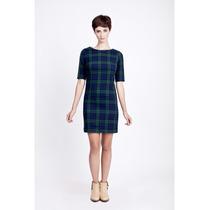 Vestido Jackie Escoces Promoción Estancias Chiripa