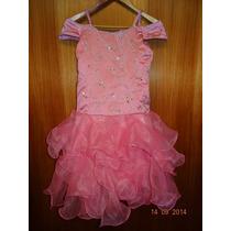 Hermoso Vestido De Fiesta De Adolescente!!!!!!