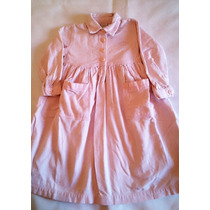 Vestido Mimo Mangas Largas Corderoy