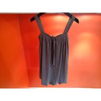 Vestido Coleccion Ayres Talle (s) Color Plata.