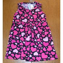 Vestido Risata Primavera Verano 2-6 Años Little Treasure