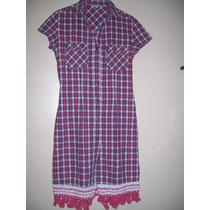 Vestido Mujer Talle S Marca American Tribu