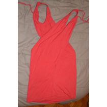 Vestido Peuque - Coral