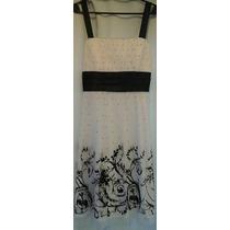 Vestido Fiesta Corto- Cumple 15 Casamiento- Importado Eeuu