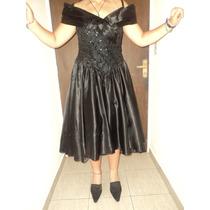 Vestido De Fiesta Madrina / Noche Made In Usa