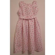 Vestidos Para Nena Gabardina O Pique