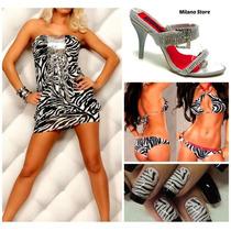 Exclusivos Vestidos - Diseño Italiano -