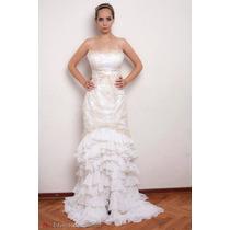 Vestido De Novia Sin Uso Casamiento Boda