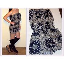Vestido-short Mujer