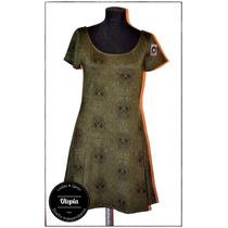 Vestido Mujer Modal, Espalda Baja - Diseño Independiente