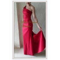 Vestido Damas De Honor Varios Colores Y Talles Moda Pasion