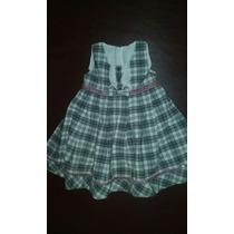 Vestido De Nena Y Camisa Mimo / Jumper