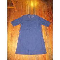 Vestido Azul De Señora
