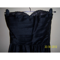 Elegante Vestido Las Oreiro (último En Talle 2)