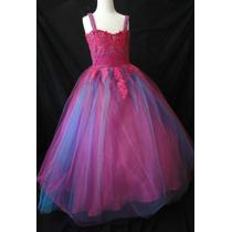 Espectacular Vestido Para Fiesta