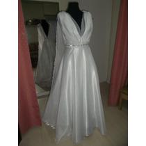 Vestido De Novia Delicadisimo A Estrenar!!!