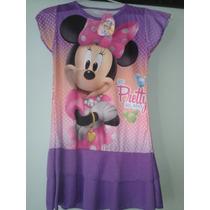 Vestido De Minnie De Disney/ Vestido Con Etiqueta