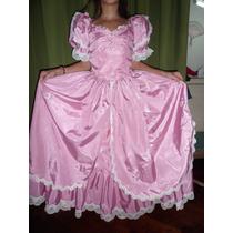 Vestido De Fiesta De Princesa Talle 12 O 14