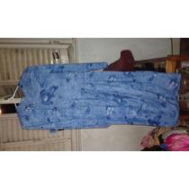 Vestido Azul Para Persona Mayor