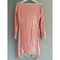 Vestido De Fiesta - Marca Allsaints - Comprado En Londres -