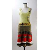 Divino Vestido María Vazquez 100% Diseño-small-