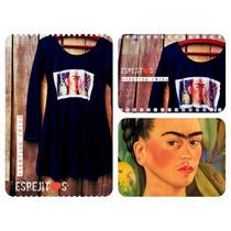 Vestido Frida Espejitos Indumentaria