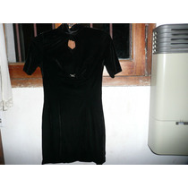Vestido Negro Corto De Vestir Nuevo Regalo!!!