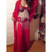 Vestido De Odalisca De Egipto