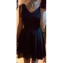 Vestido Negro Noche De Las Pepas 2015