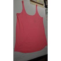 Vestido De Algodon Pink Victoria Secret M Nuevo