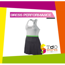 Vestido Babolat Performance. Tenis. Dress.