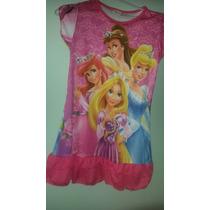 Camisón Princesas De Disney/ Vestido Oferta