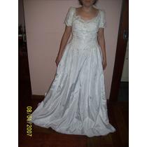 Vestido De Novia Estilo Princesa Importado De Usa