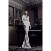 Vestido De Gala By Ricardo Jimenez