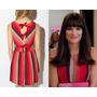 Glee Lea Michele Vestido Espalda C/ Moños Urban Outfitters