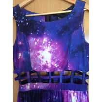 Vestido Forever 21 Galaxy