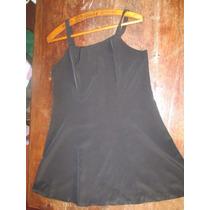 Vestido Negro De Vestir